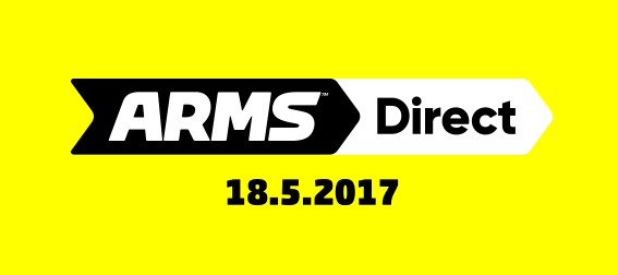 ARMS Direct sänds på onsdag