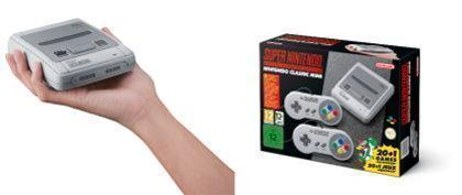 Nintendo Classic Mini: SNES lanseras 29 september