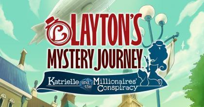 Layton's Mystery Journey: Katrielle and the Millionaires' Conspiracy släpps den 6 oktober!