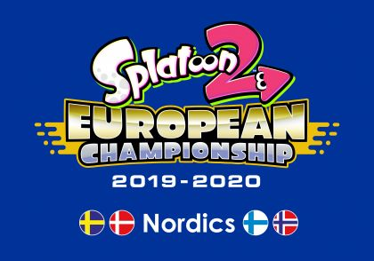 Tävla i Splatoon 2 Nordics Championship den 29 september!