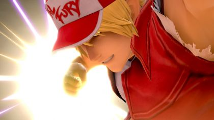 Terry Bogard från Fatal Fury hakar på i Super Smash Bros. Ultimate