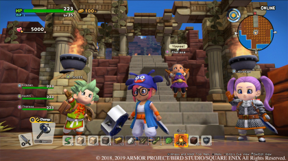 Switch DQB2 E3 screen 02