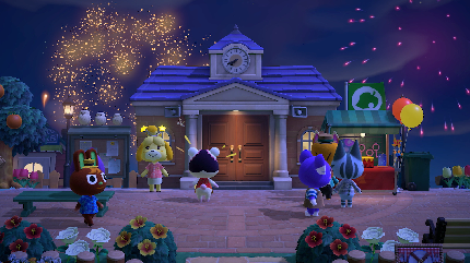 Ny sommaruppdatering till Animal Crossing: New Horizons