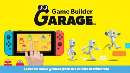 Game Builder Garage till Nintendo Switch