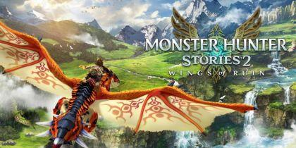 Monster Hunter Digital Event med mer info om Monster Hunter Stories 2 och Monster Hunter Rise
