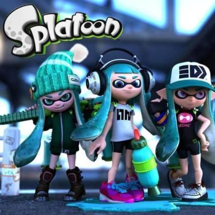 spot splatoon