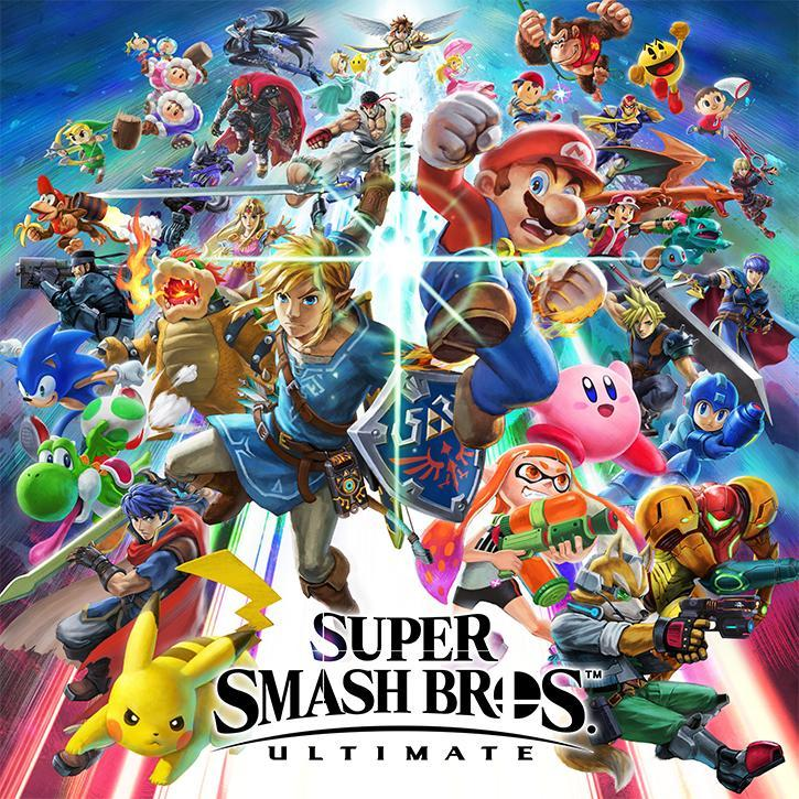 low priced 8f4a2 24d8d Super Smash Bros. Ultimate