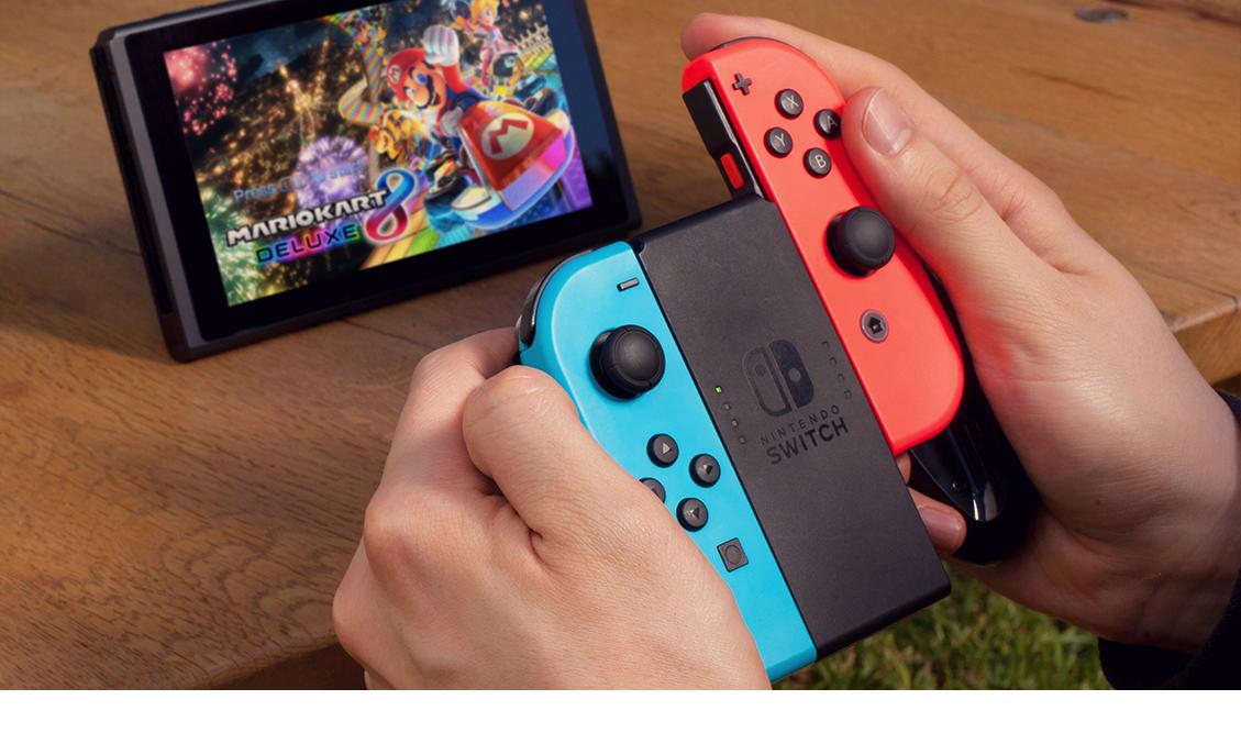 Spela Upp Nintendo Switch På Window