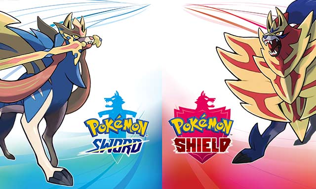 Pokémon Sword || Pokémon Shield