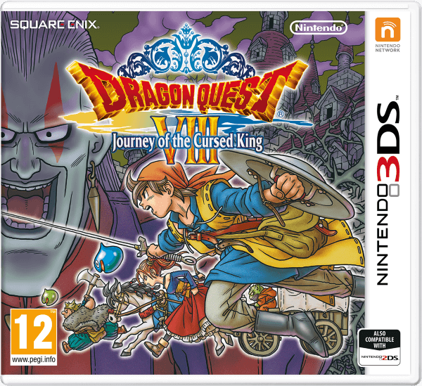 Dragon Quest VIII Journey of the Cursed King