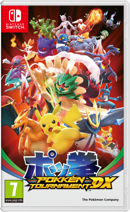 Pokken Tourmanent DX
