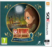 Layton\'s Mystery Journey: Katrielle and the Millionaires\' Conspiracy