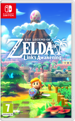 The Legend of Zelda: Link\'s Awakening