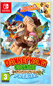 Donkey Kong: Country: Tropical Freeze