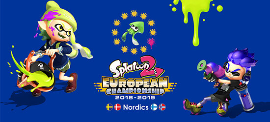 Splatoon 2 Nordic Qualifier